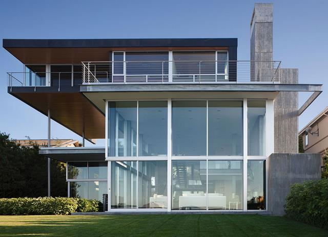 Eco Friendly Modern House Design From Simple To Perfect