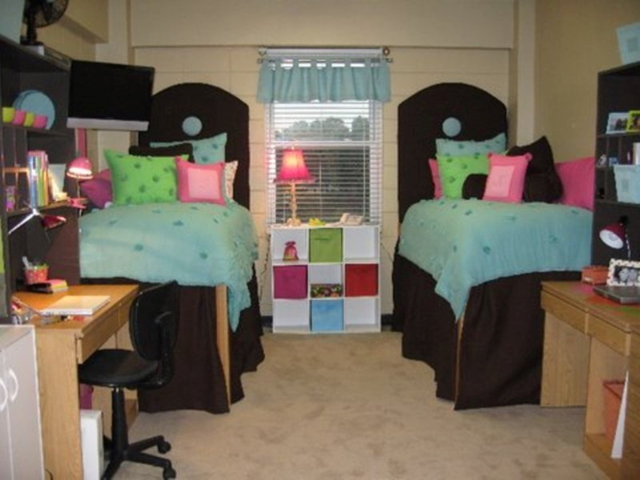College dorm room ideas of distributing the nuance - College room decor ideas ...