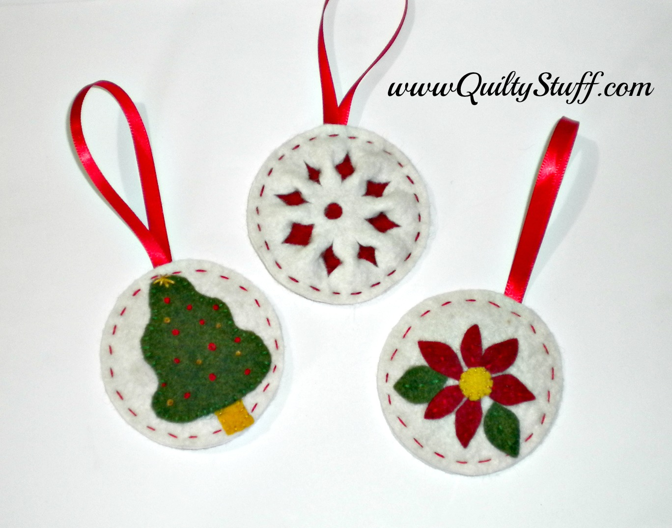 Holiday ornaments to make homesfeed for Holiday christmas ornaments