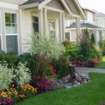 Awesome Back And Front Yard Landscape Designs Simple Landscaping In Front Garden Landscape Designs
