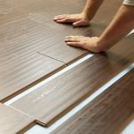Awesome Hardwood Floor VS Laminate Flooring