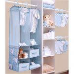 Baby cloth closet organizer walmart