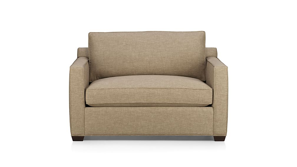 Twin Size Sleeper Sofa Homesfeed One Person Bed Ikea