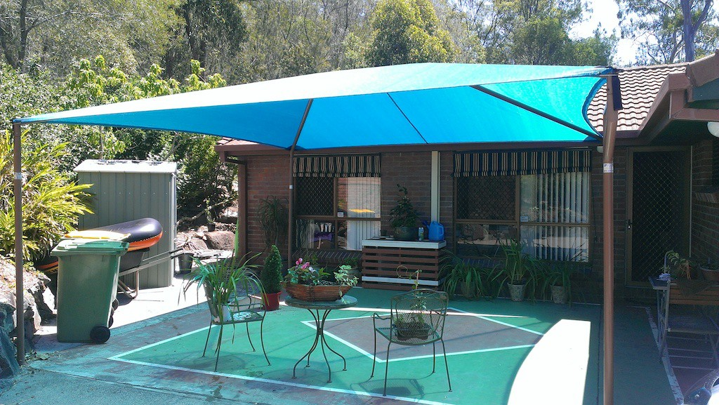 DIY Shade Sail: Simple, Practical, and Recommended ...