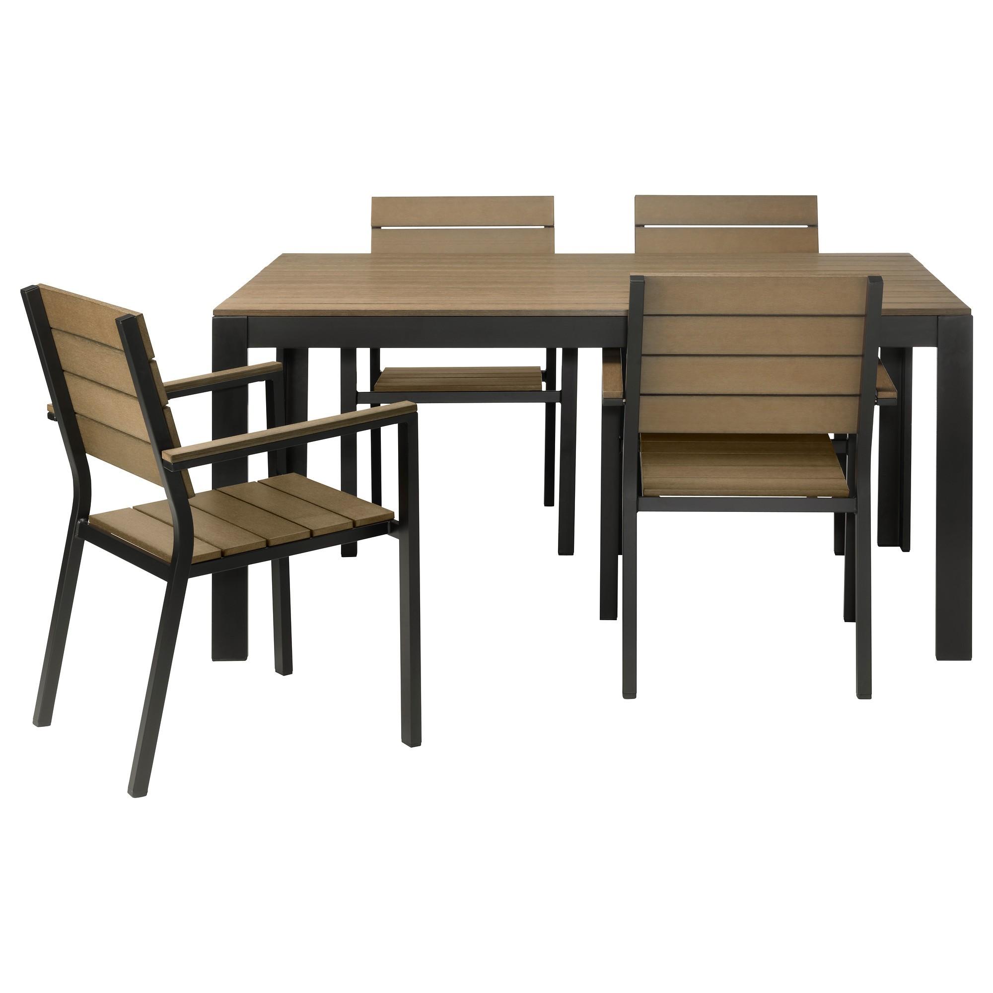 Ikea Bistro Set - HomesFeed