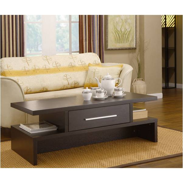 Top ten modern center table lists for living room homesfeed for Center table design for sofa