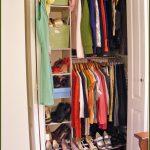 Closet organizer idea designed by walmart
