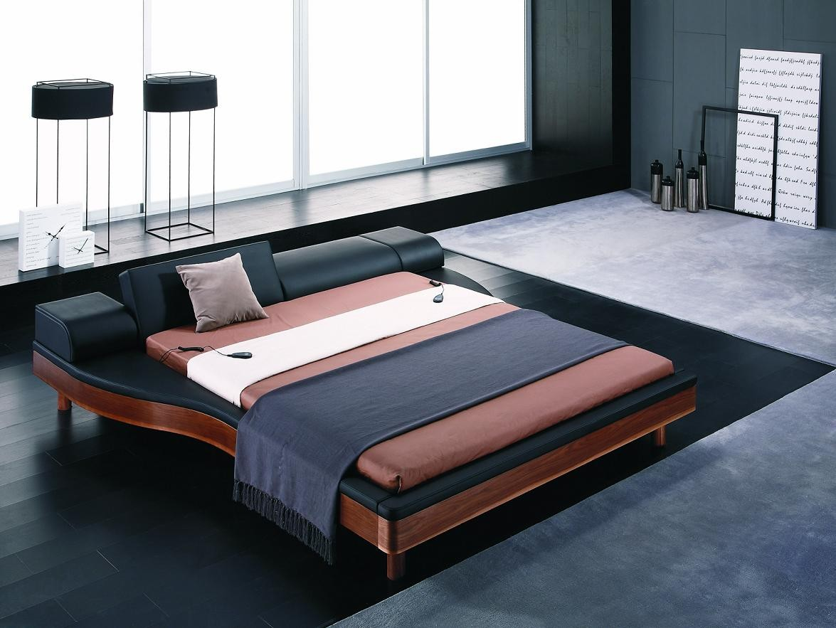 Modern King Size Bed Frame – HomesFeed