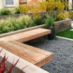 Cool Potting Outdoor Corner Bench