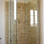 Corner Shower Units With Glass Shower Door