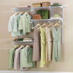Doorless cloth closet organizer by walmart