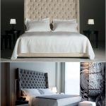 Double Different Tall Upholstered Bed Type
