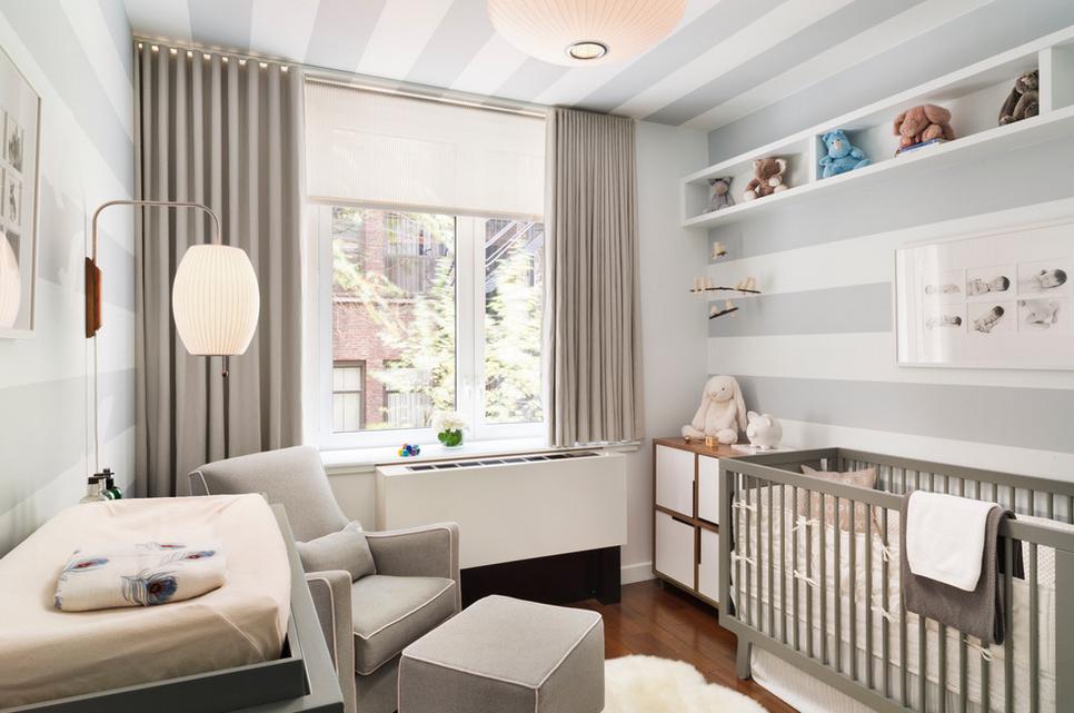 blackout curtains nursery homesfeed. Black Bedroom Furniture Sets. Home Design Ideas