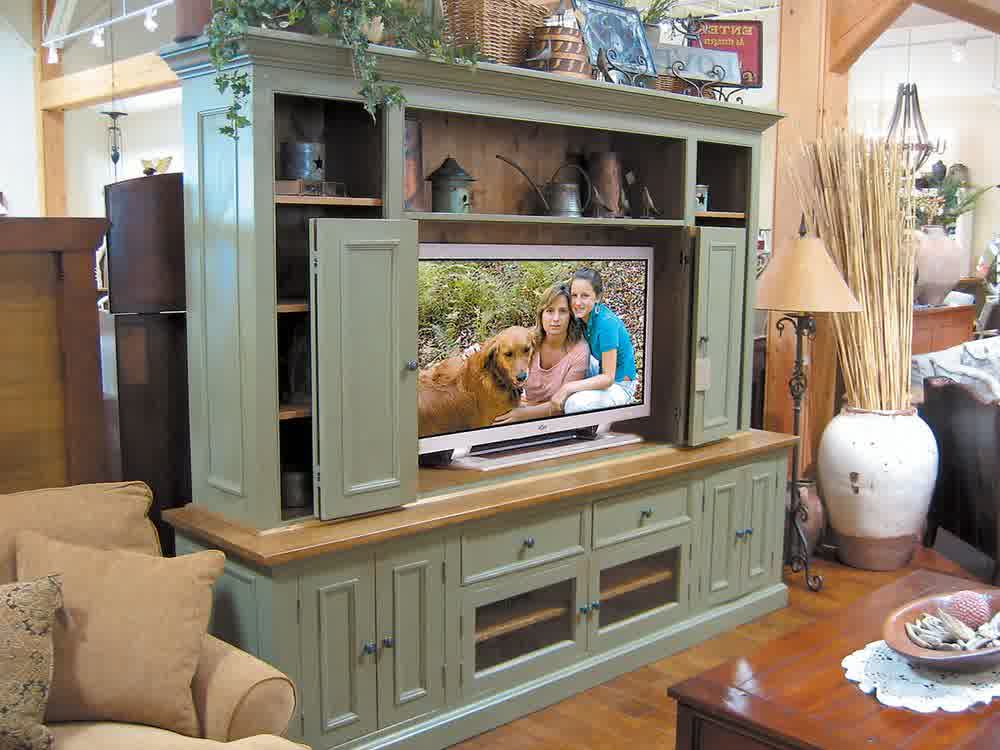 Entertainment Center With Doors Another Choice Of Tv Stand