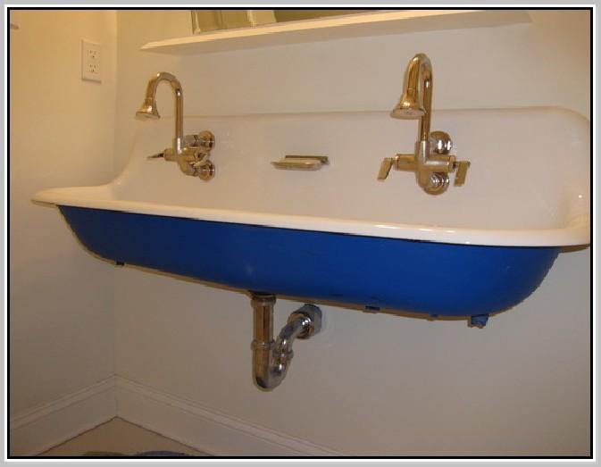 Kohler Trough Sink for Bathroom – HomesFeed