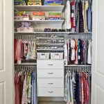 Large closet organizer by walmart