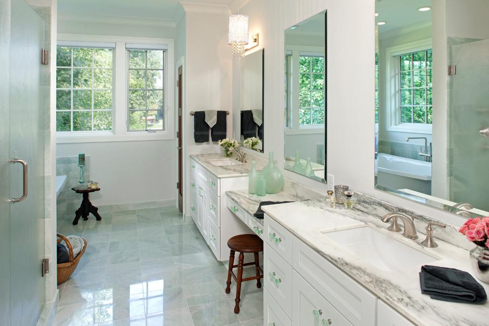 Ming Green Marble Tile Homesfeed