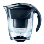 Modern Black Best Water Filter Pitchers