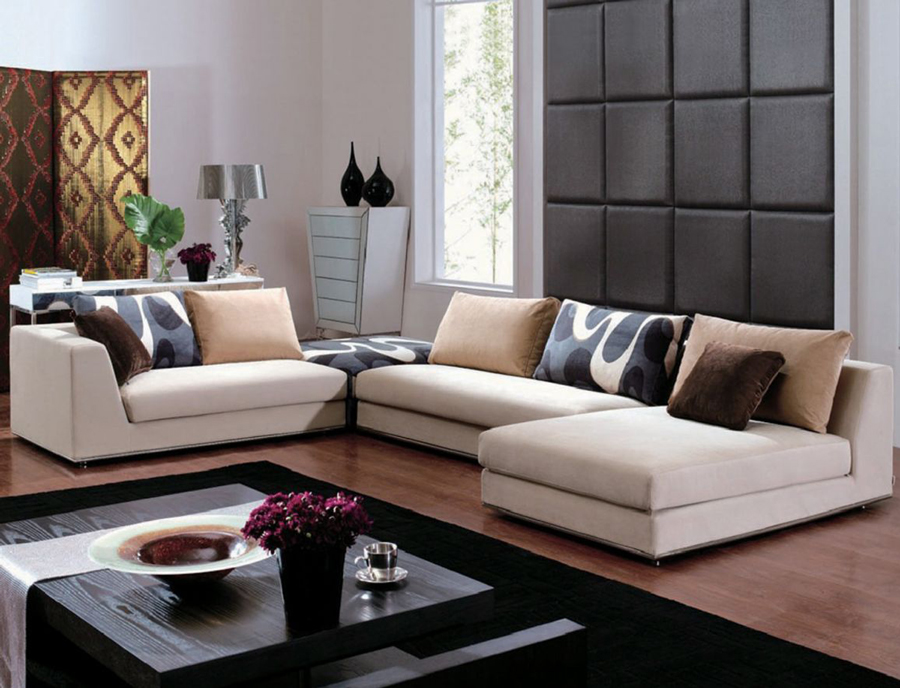 . Sofa Designs for Living Room   HomesFeed