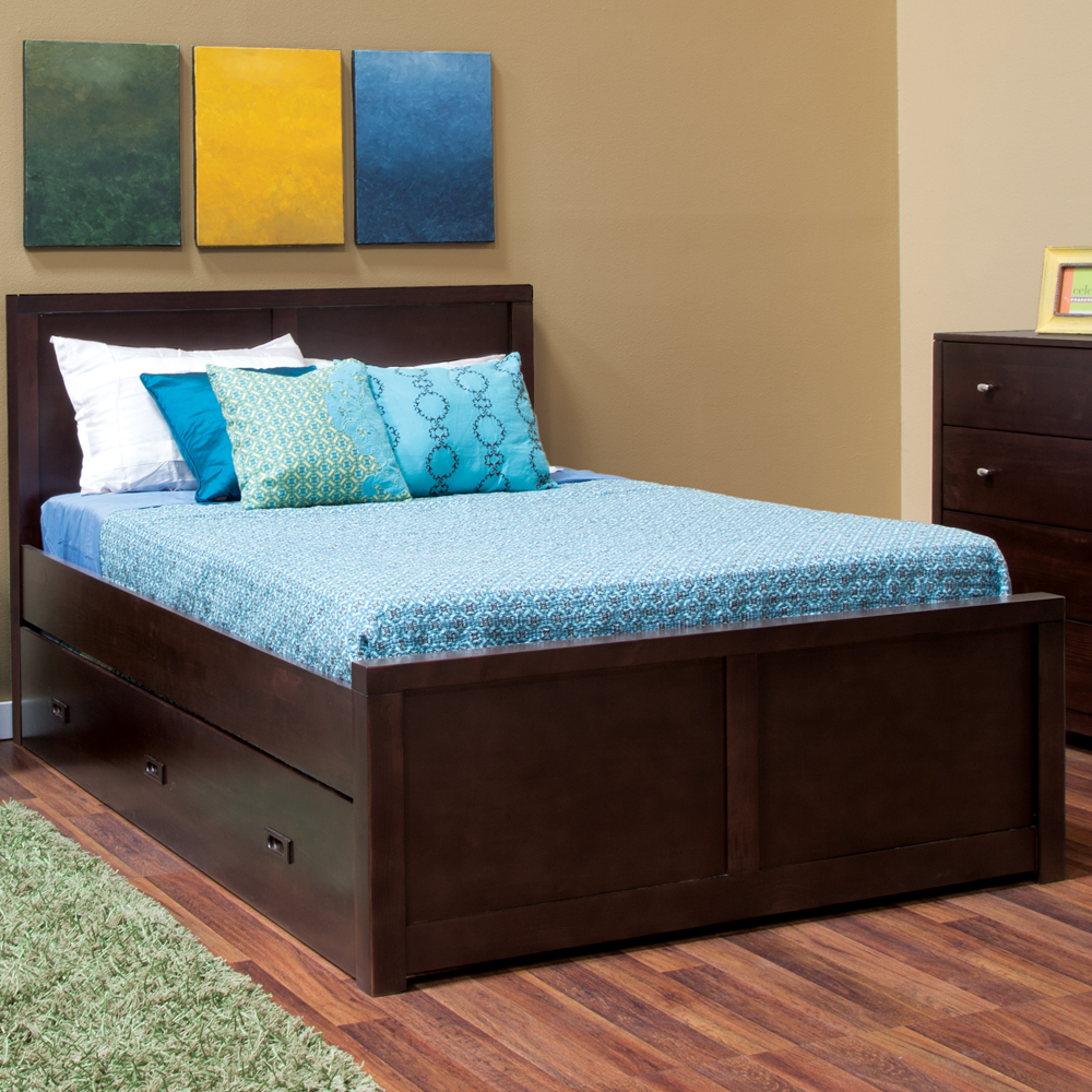 Fresh D 233 Cor Modern Trundle Beds For Space Saving Bedroom Decorating Ideas Homesfeed