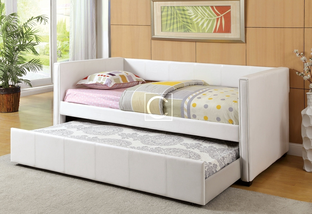 white trundle bed fresh d 233 cor modern trundle beds for space saving bedroom 13860