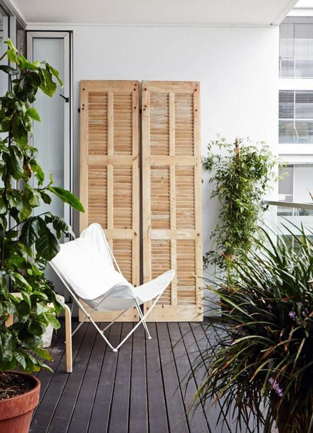 Apartment Balcony Furniture - HomesFeed