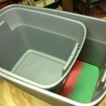 Plastic Grey Cat Litter Box Ideas