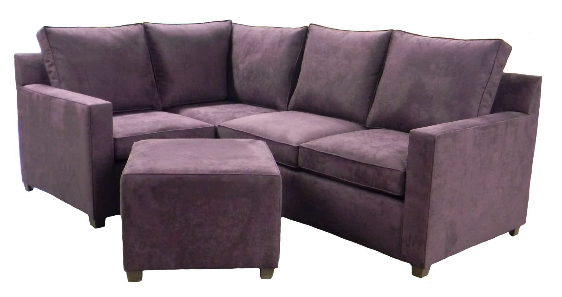 apartmentsize sectional selections for your smallspace
