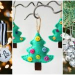 Random Christmas Holiday Ornaments To Make