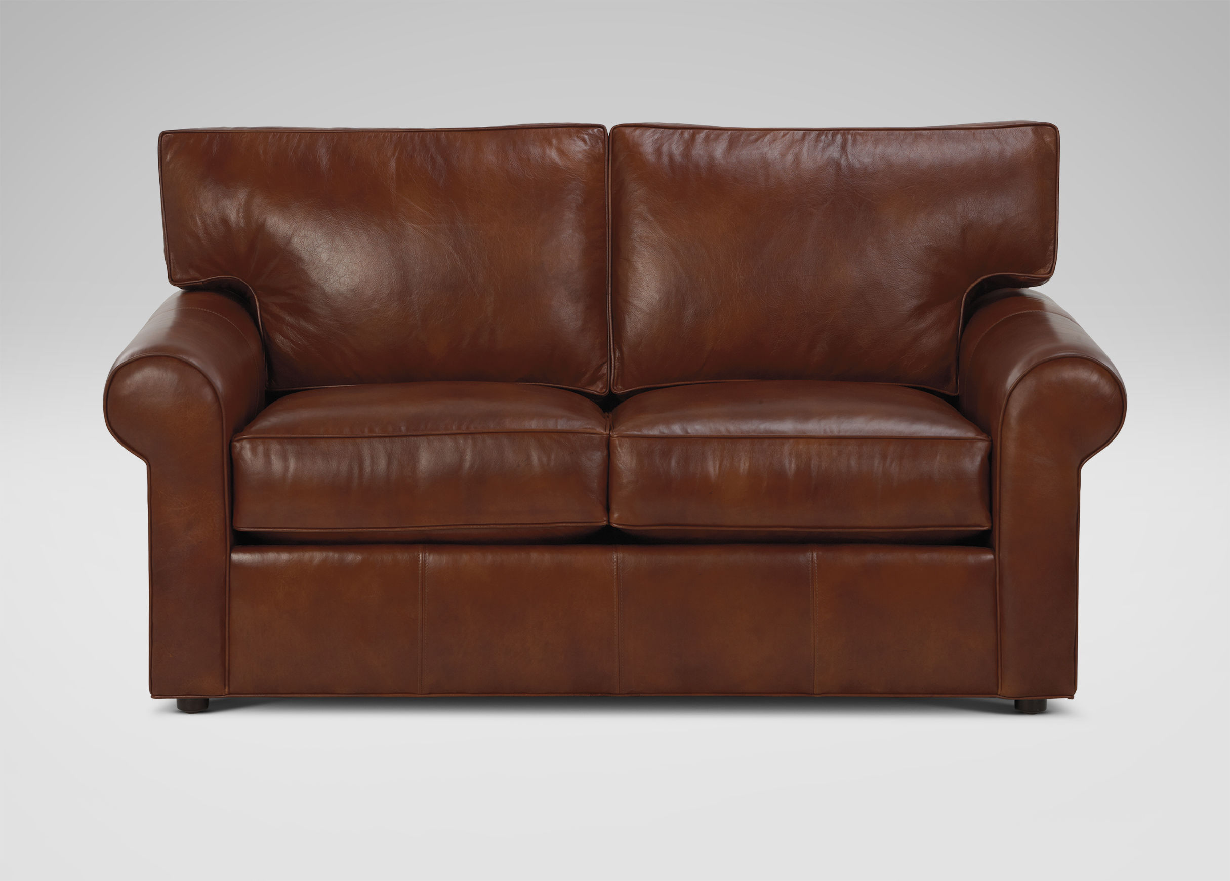 Ethan allen leather furniture homesfeed for Ethan allen furniture