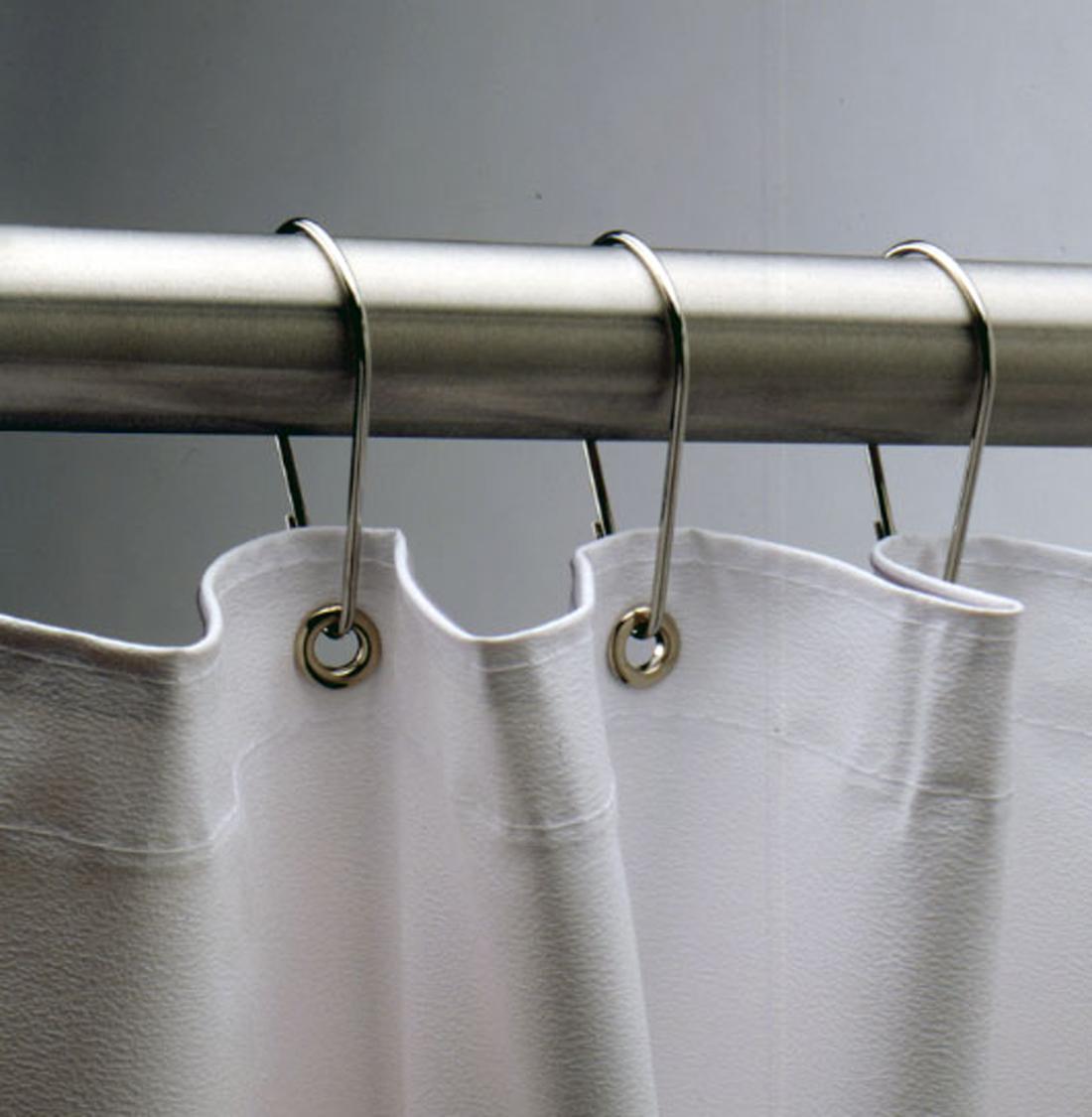 Simple Shower Curtain Hooks Curtain Menzilperde Net