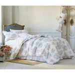 Simply-Shabby-Chic-Cool-Floral-Print-Comforter-Set-made-of-full-cotton-with-full-polyester-for-the-fill-material-and-poplin-weave-type-also-clean-with-machine-wash
