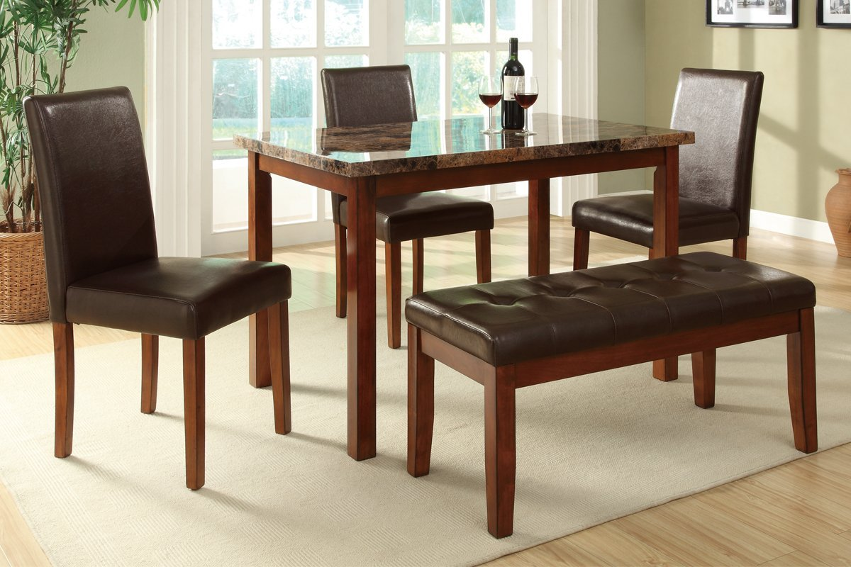 Sensational Small Rectangular Dining Table Homesfeed Caraccident5 Cool Chair Designs And Ideas Caraccident5Info
