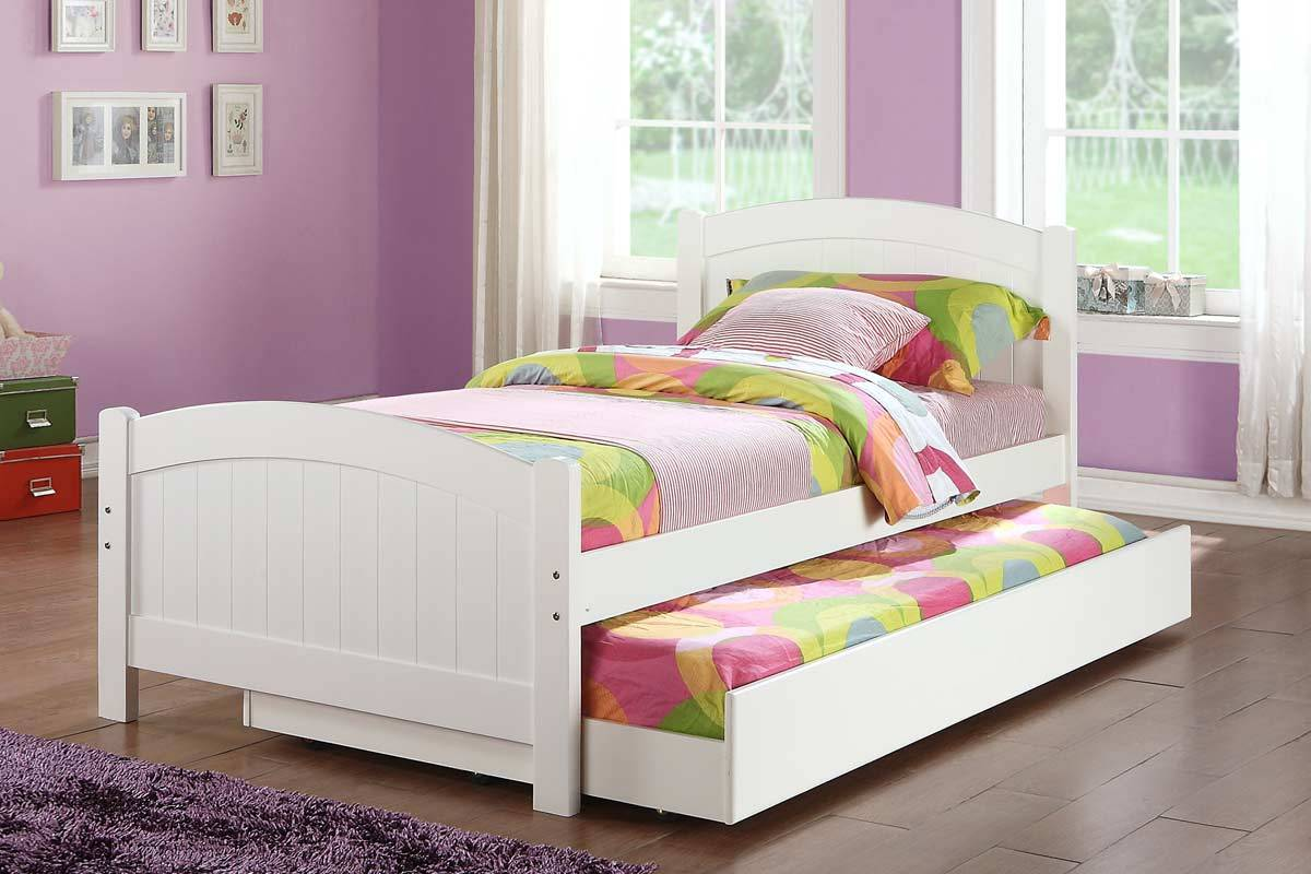 childrens trundle beds trundle beds for children homesfeed 11120