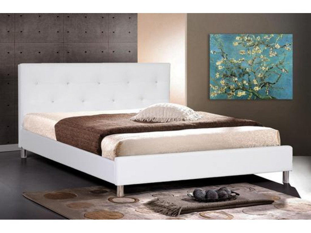 Modern king size bed frame homesfeed - Cool queen bed frames ...