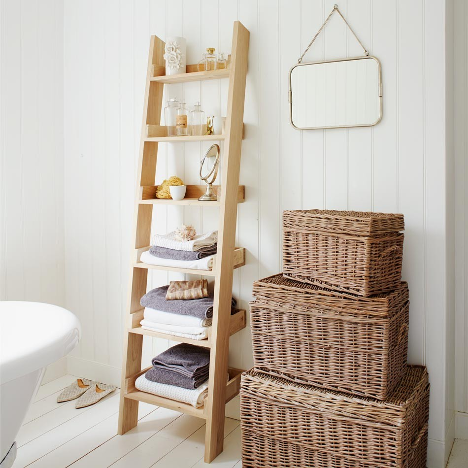 save off 53c2c 0839e Ladder Shelving Unit | HomesFeed