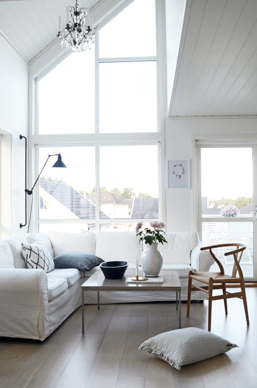 Enrich Your Interior With Casual Scandinavian Style