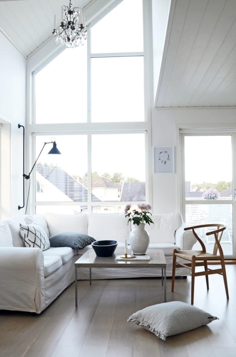Interior Design Living Room Photos: Enrich Your Interior With Casual Scandinavian Style
