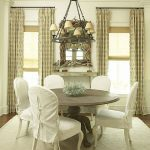 best slip cover for dining room chairs with ribbon on the back fits for small chair beneath classic chandelier