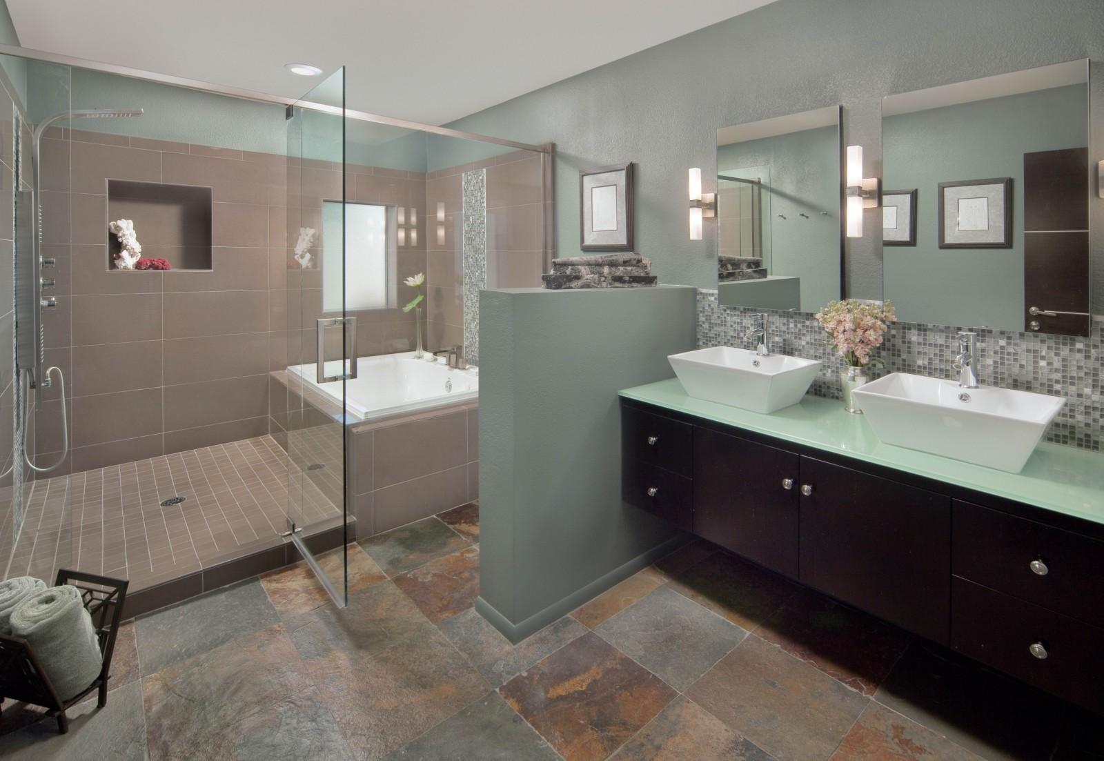 Elegant Shower Ideas for Master Bathroom – HomesFeed