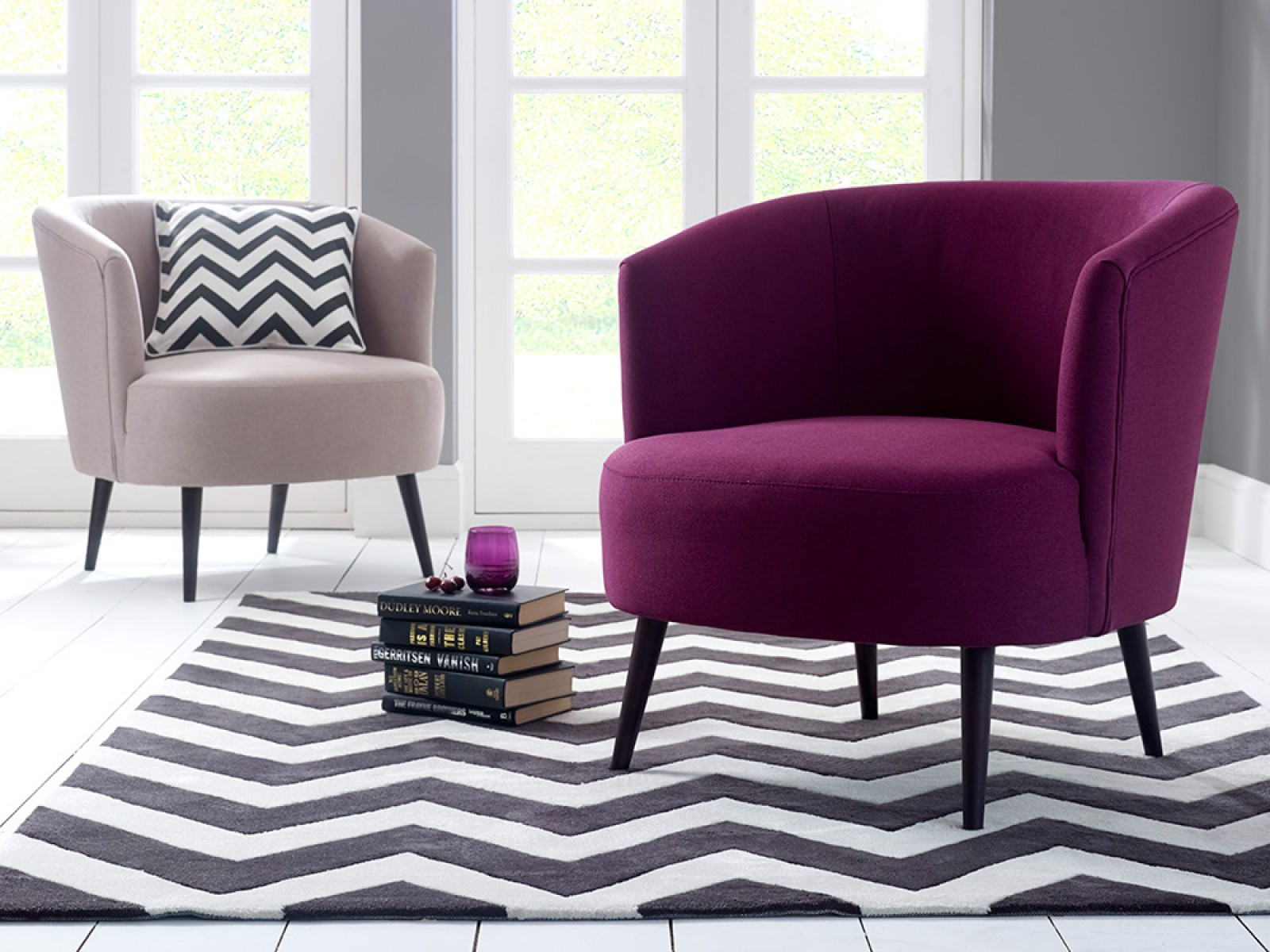 modern bedroom chairs uk how to cheer the interior with pink accent chair homesfeed 16230