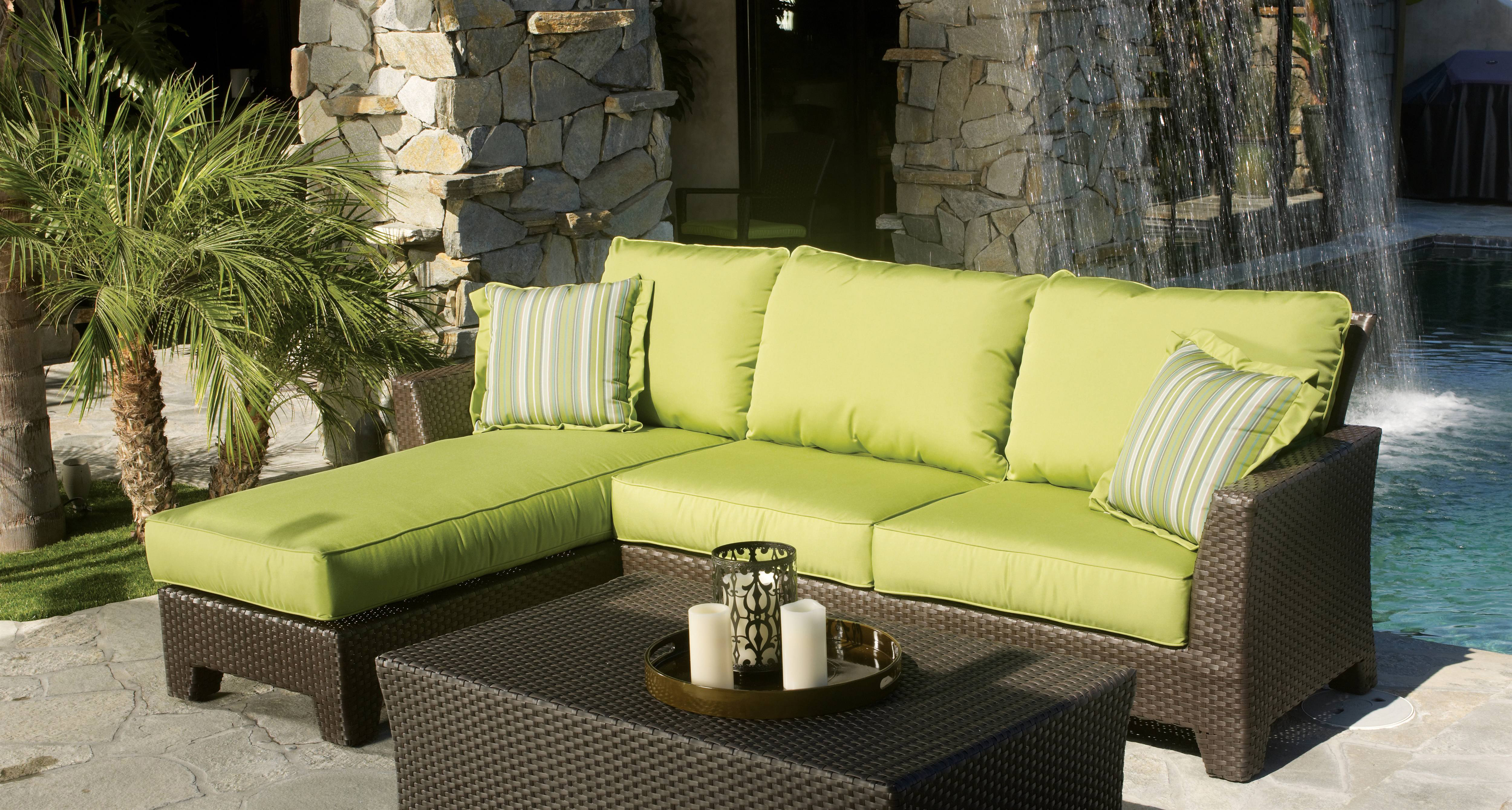 Feel the grace of your interior with long sectional sofa for Sofa exterior