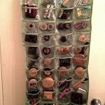 make-over-an-over-the-door-shoe-holder-from-plastic-use-for-storing-and-organizing-cosmetics-and-make-up