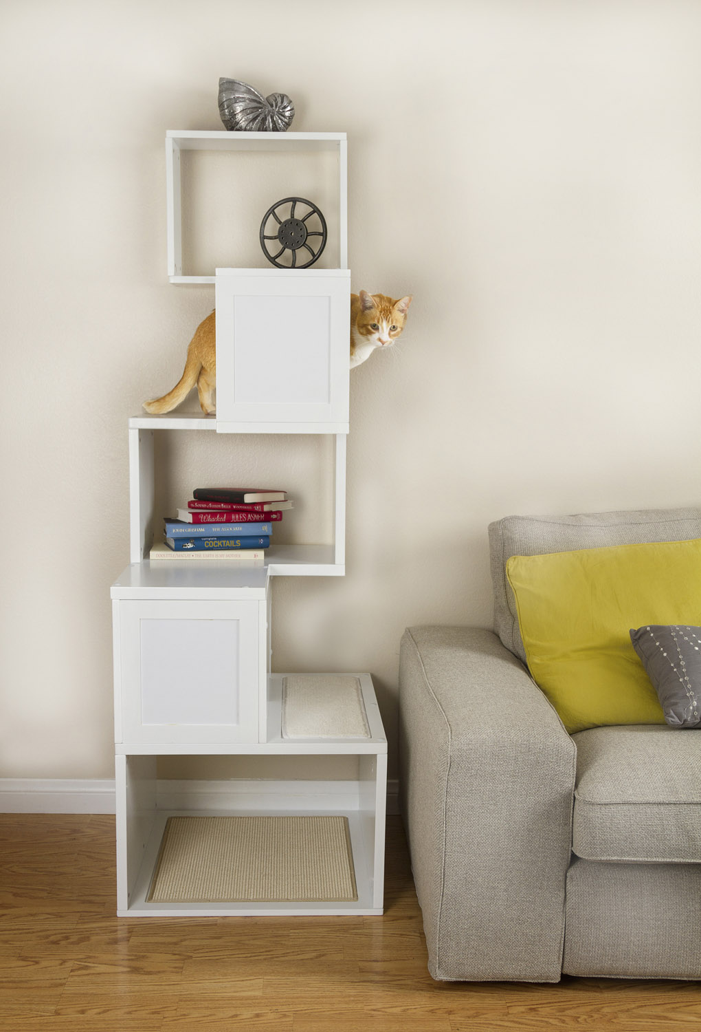 Contemporary Cat Furniture For Urban Pet Lovers Homesfeed