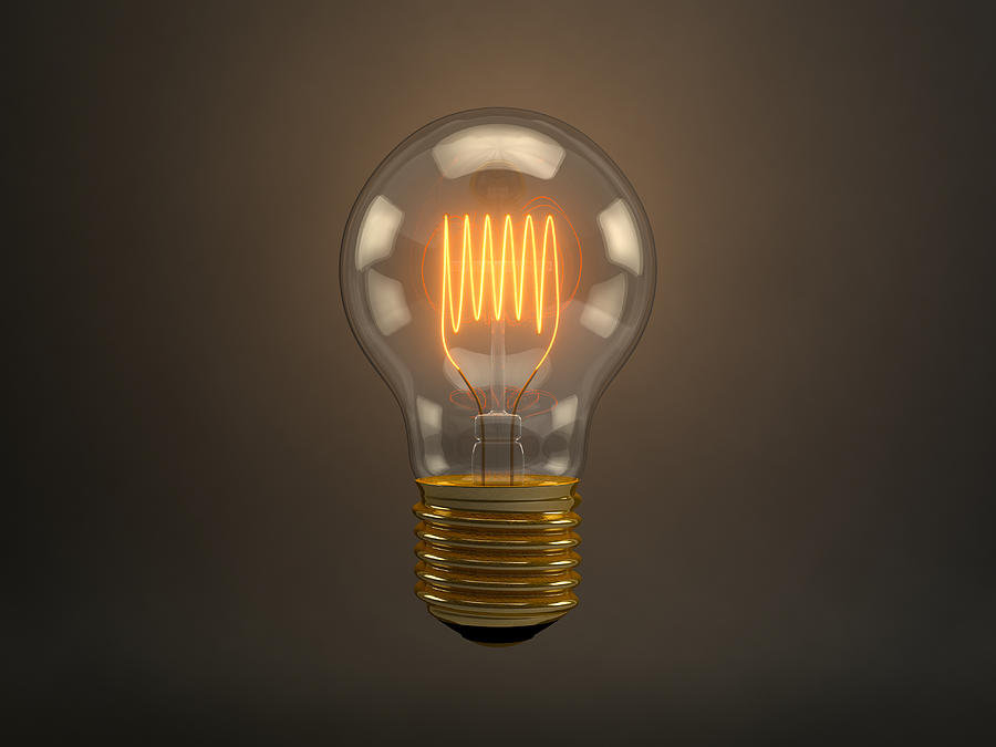 Old Fashioned Light Bulbs For Creating Captivating Vintage