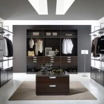 stunning gray closet idea with brown dresser and wall storage for wardrobe and wooden dresser for closet