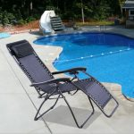 zero-gravity-chairs-target-in-grey-color-for-outdoor-chair-placed-near-the-pool-for-relaxation-features-arm-rests