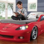 Awesome Red Race Car Beds For Toddlers