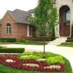 Beautiful Front Yard Landscape Plans Design