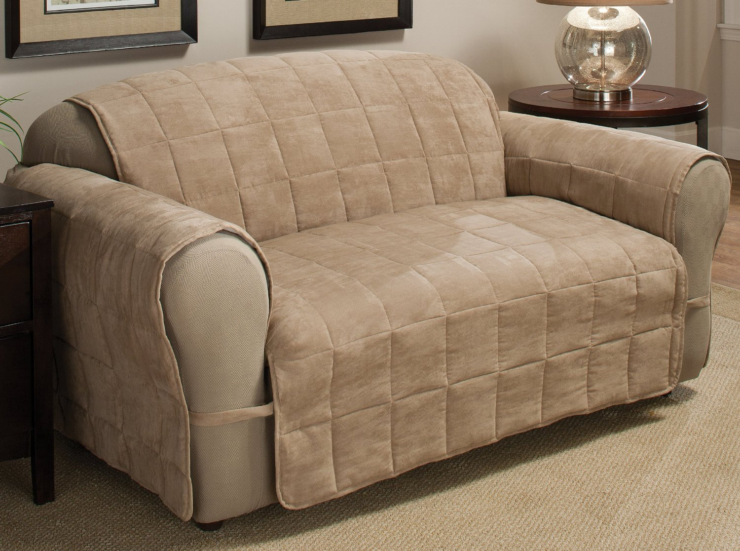 Best Slipcover For Leather Sofa Hereo